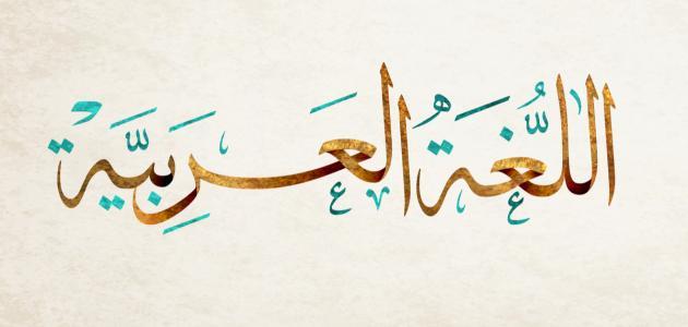 اللغة العربية || الصف الأول الثانوي
