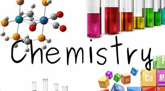 Chemistry | 3 Sc
